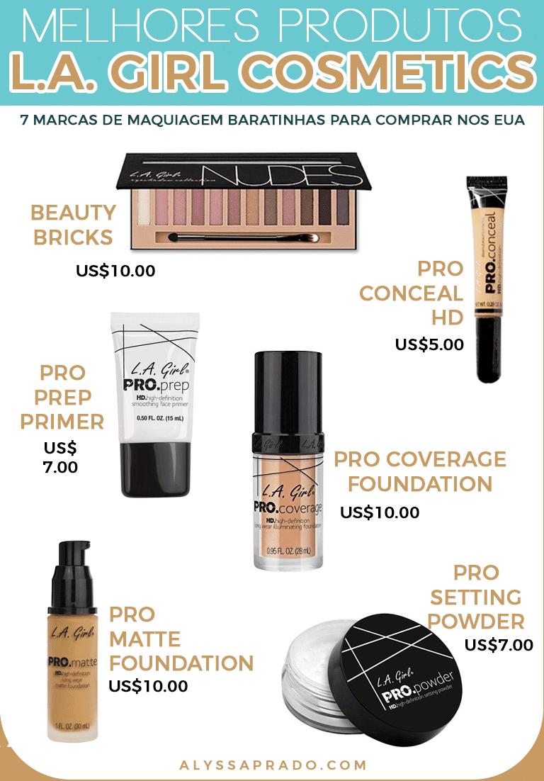 85dc8a5f0 7 marcas de maquiagem baratinhas para comprar nos EUA
