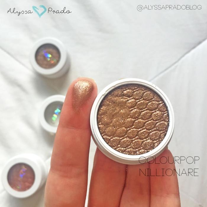 Super Shock Shadows Colourpop Cosmetics – Resenha e Swatches
