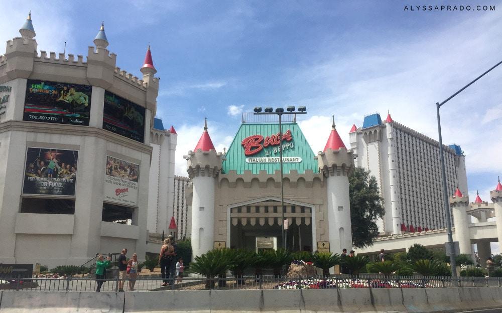 3 Dias em Las Vegas - Diário de Viagem - Excalibur