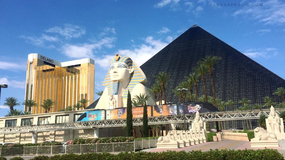 3 Dias em Las Vegas - Diário de Viagem - Luxor