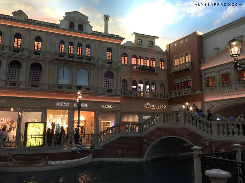 3 Dias em Las Vegas - Diário de Viagem - The Venetian