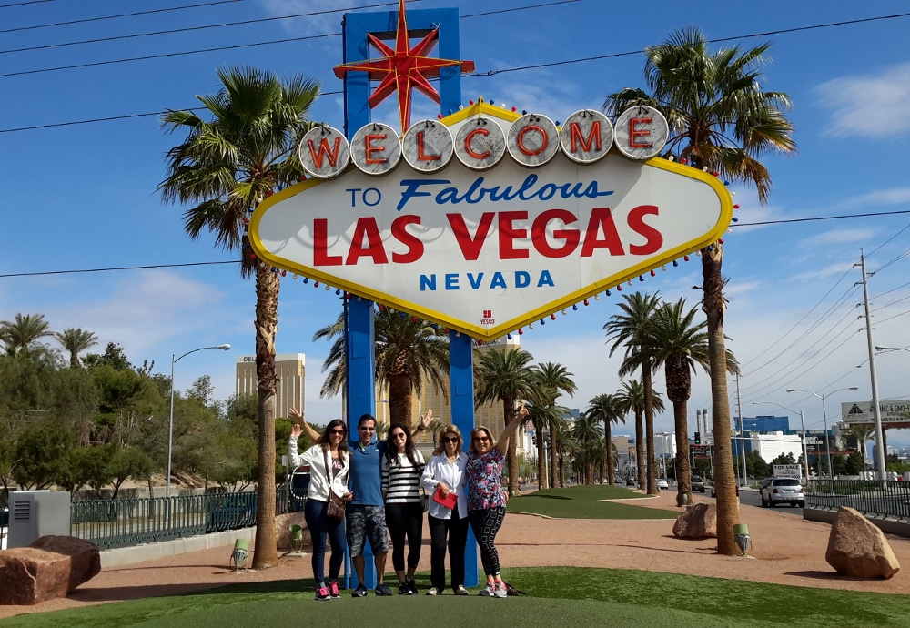 3 Dias em Las Vegas - Diário de Viagem - Welcome to Fabulous Las Vegas