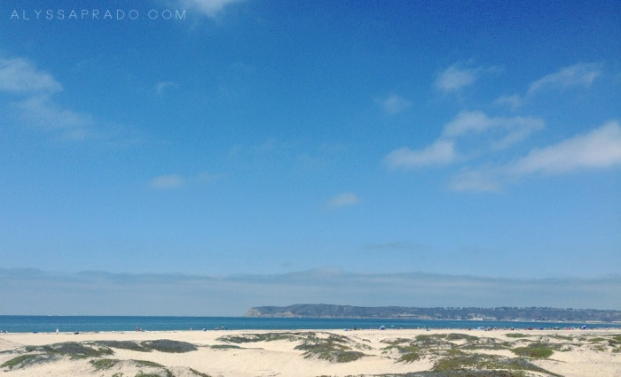 2 dias em San Diego - Diário de Viagem - Colorado Beach