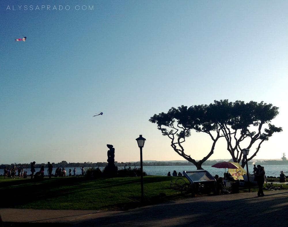 2 dias em San Diego - Diário de Viagem - Seaport Village