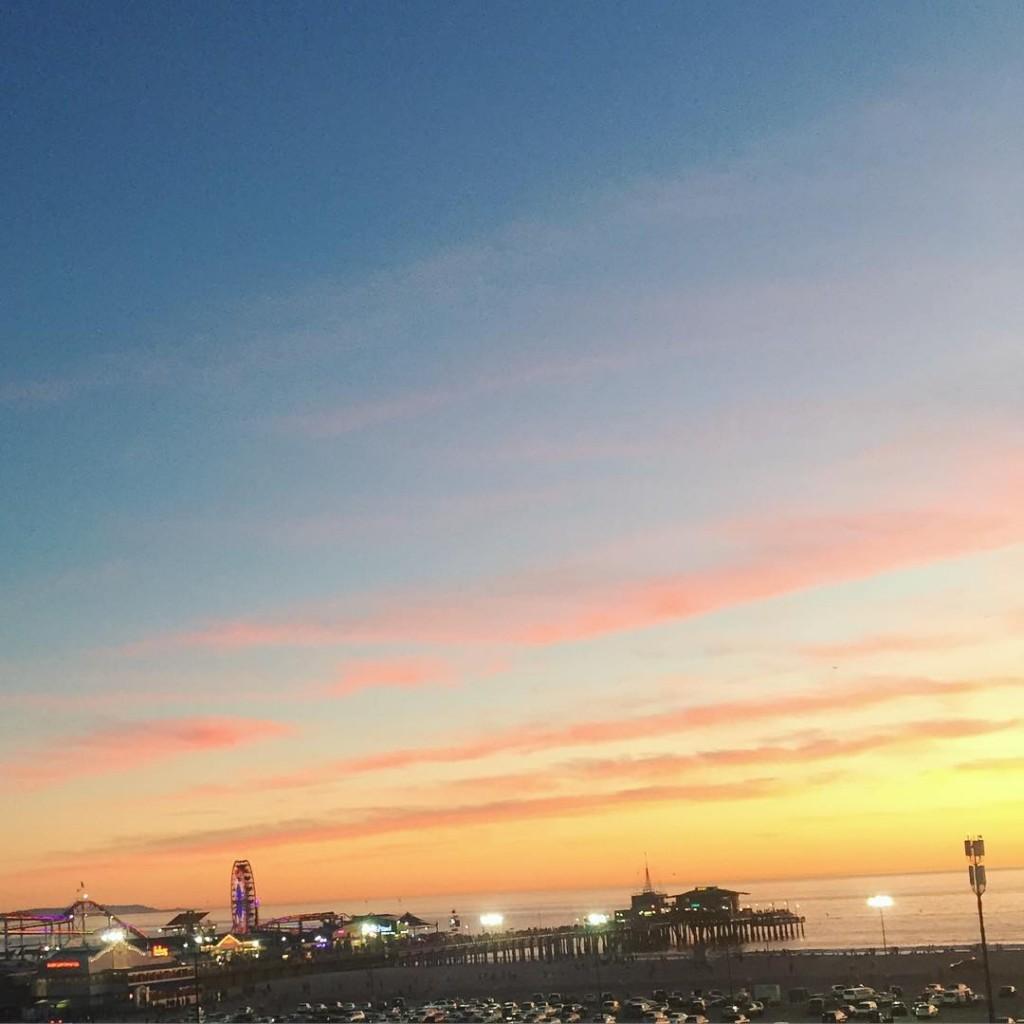 10 Passeios Grátis em Los Angeles - Santa Monica Pier