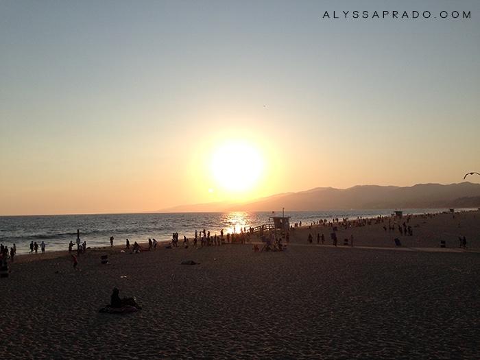 Los Angeles sem carro: Santa Monica