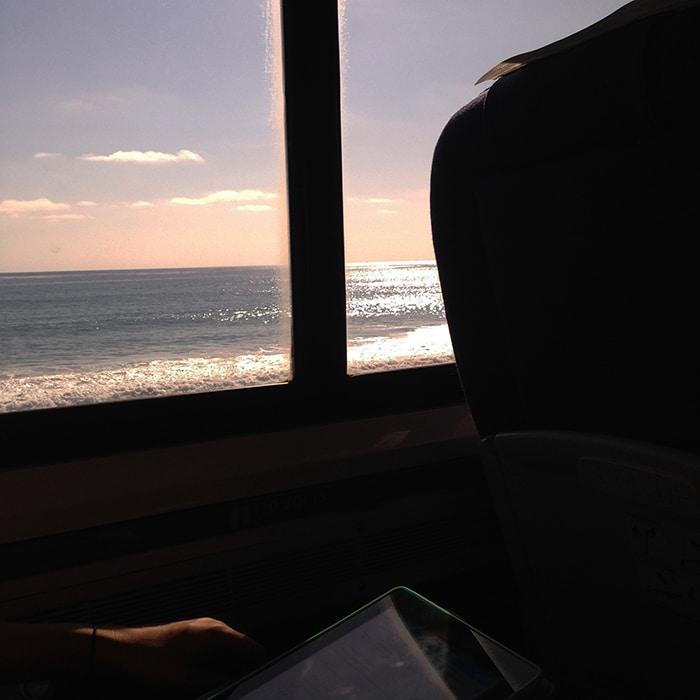 Los Angeles sem Carro: Vá de trem!