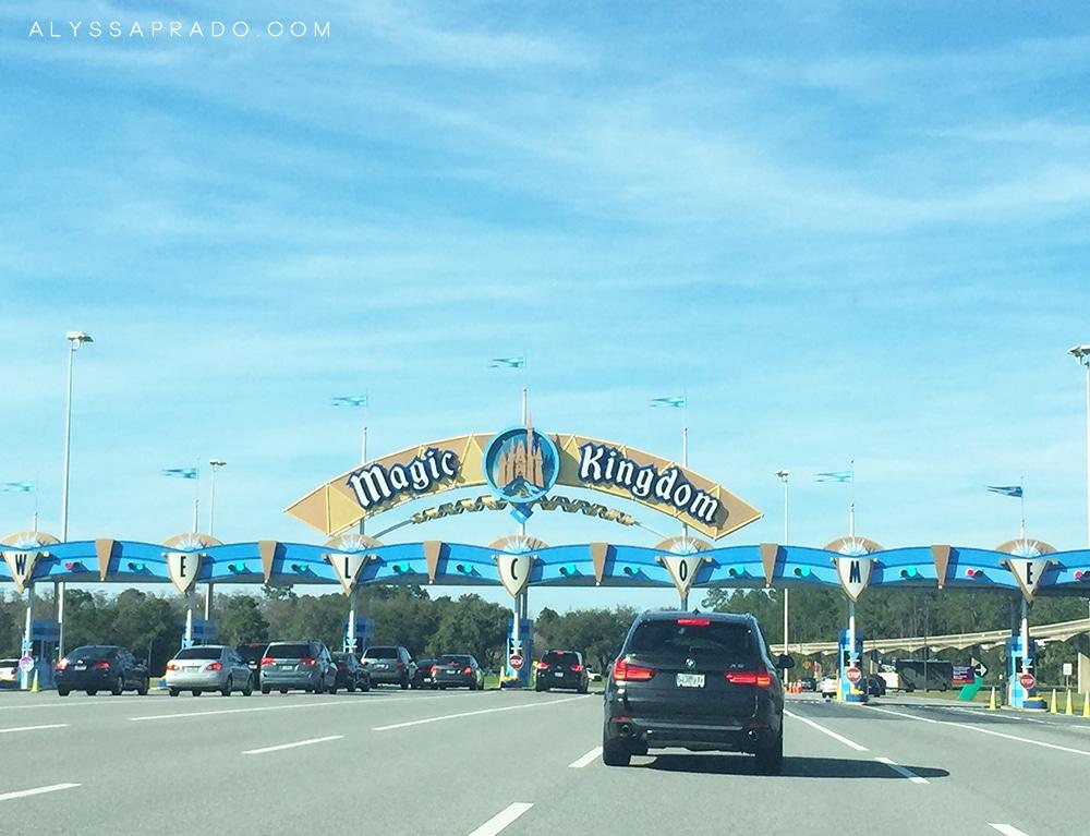 Dicas para Economizar na Disney - Estacionamento