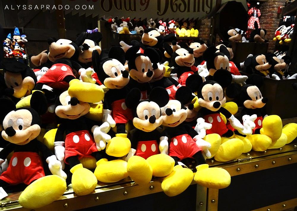 Dicas para Economizar na Disney - Bichos de Pelúcia