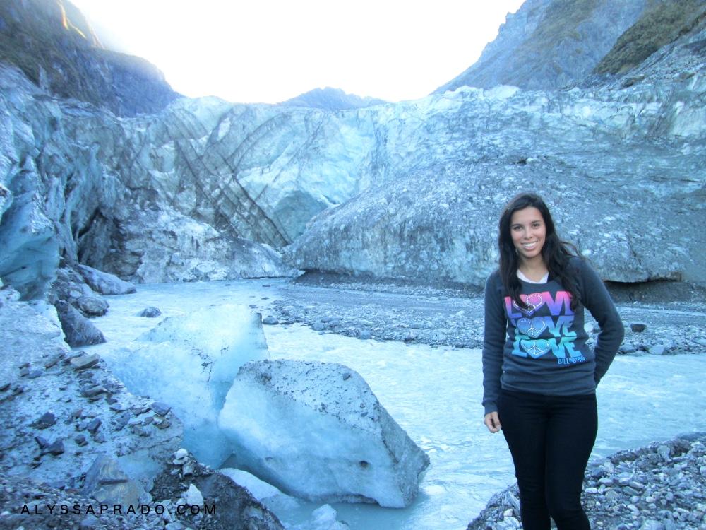 Experiência Topdeck na Nova Zelândia - Fox Glacier
