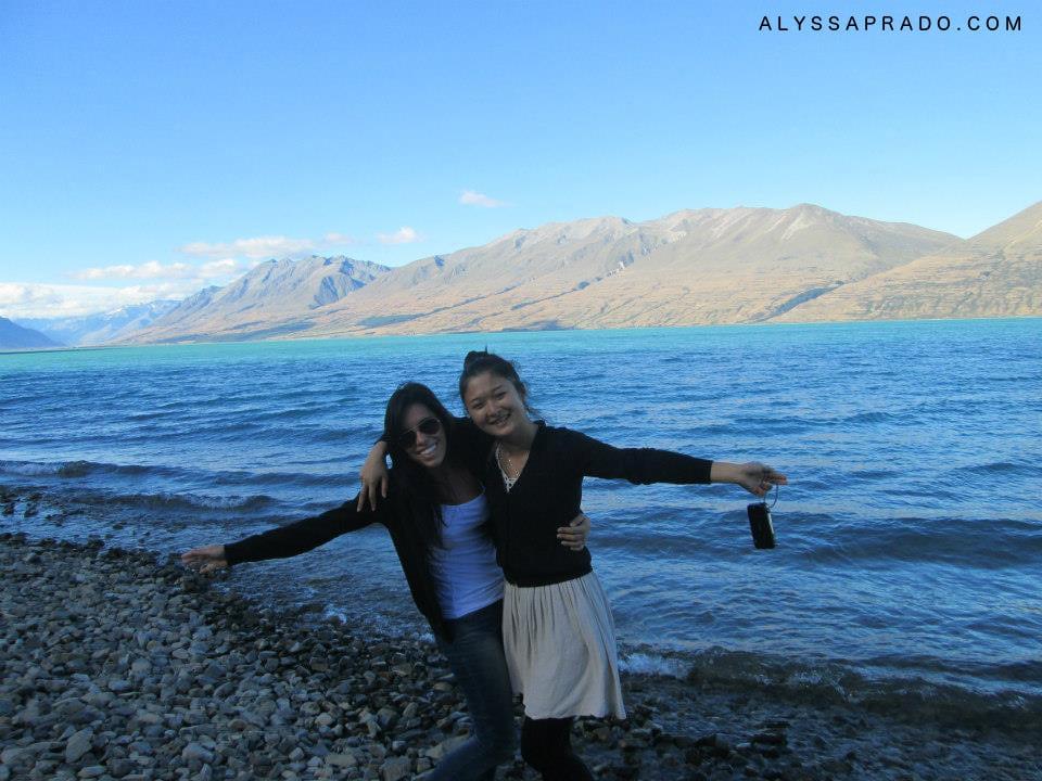Experiência Topdeck na Nova Zelândia - Lake Ohau