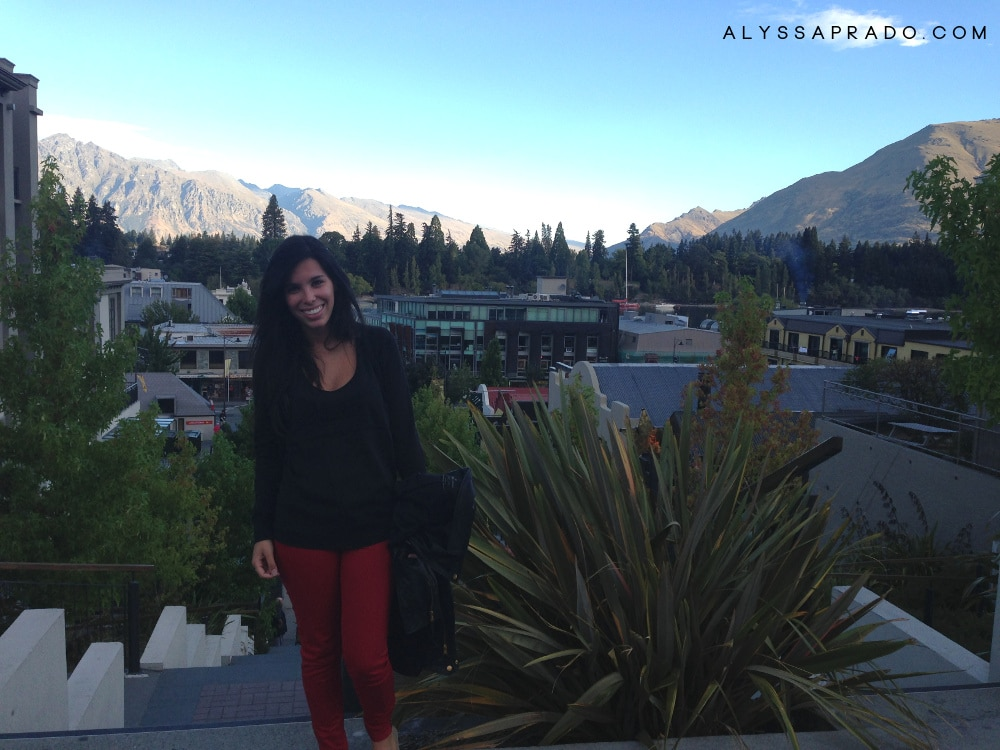 Experiência Topdeck na Nova Zelândia - Queenstown