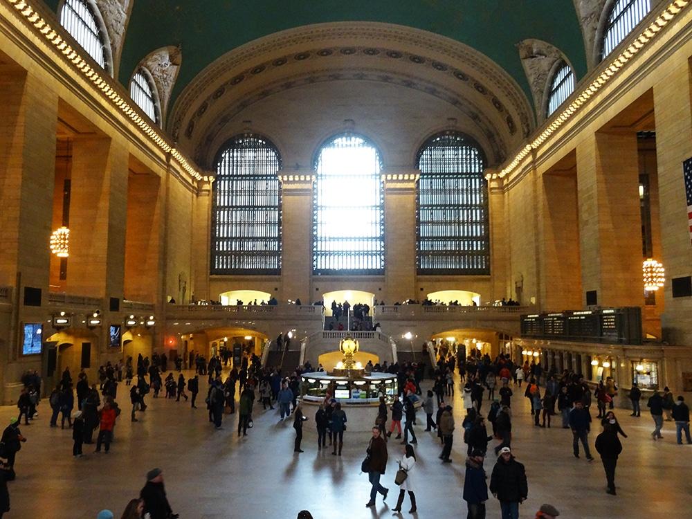 13 Passeios Grátis em New York - Grand Central Station