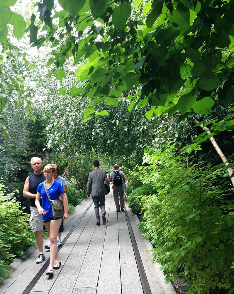 13 Passeios Grátis em New York - High Line