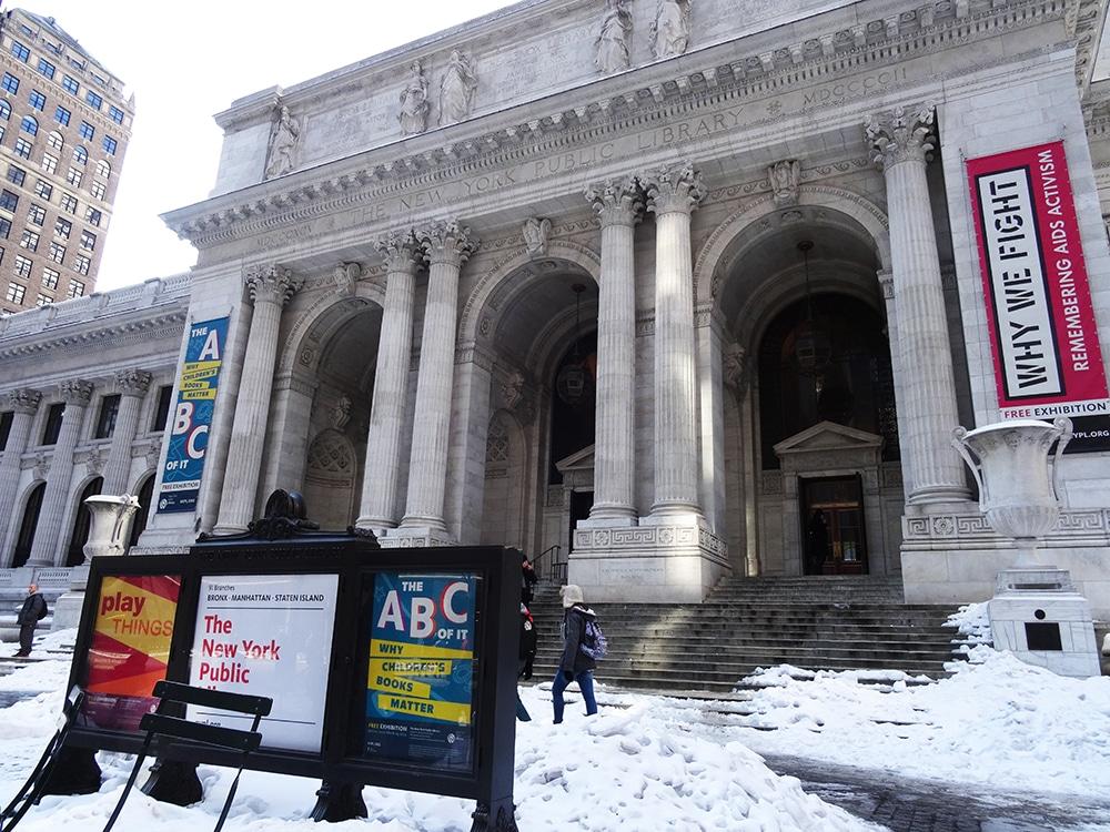 13 Passeios Grátis em New York - Public Library