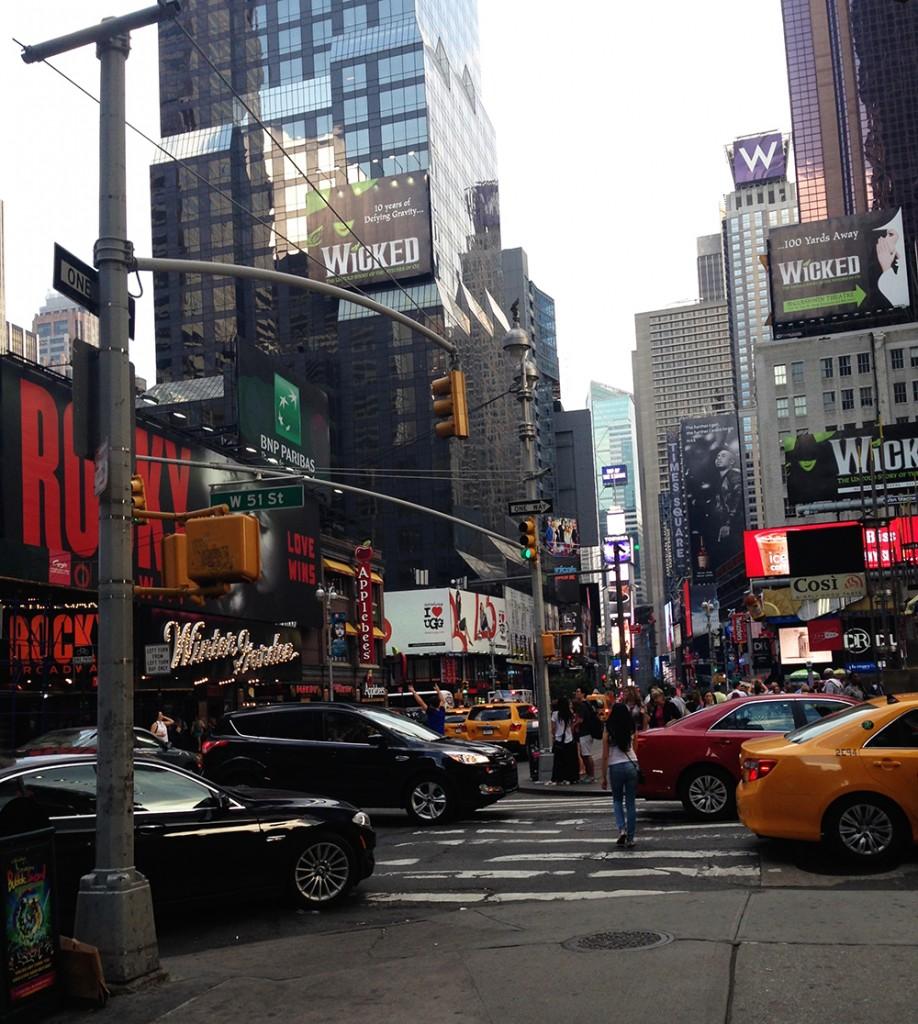 13 Passeios Grátis em New York - Times Square