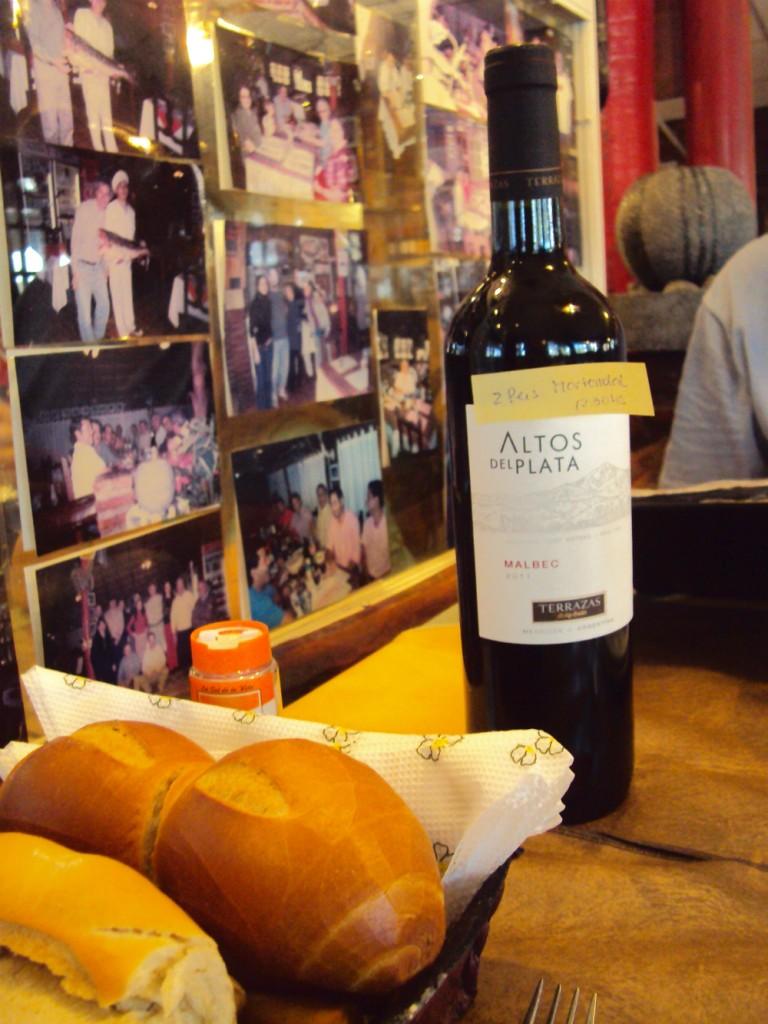 Intercâmbio em Resistencia - Vinhos