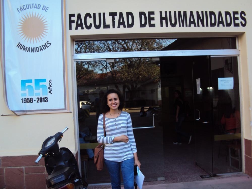Intercambio em Resistencia - Facultad de Humanidades