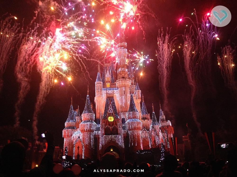 Assistir ao Wishes no Magic Kingdom é um daqueles momento que ninguém pode perder quando for para a Disney! Clique no link e descubra 10 coisas que você PRECISA fazer na sua primeira viagem a Orlando!