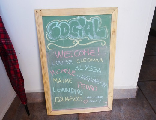Resenha Social Hostel Café & Bar em Curitiba