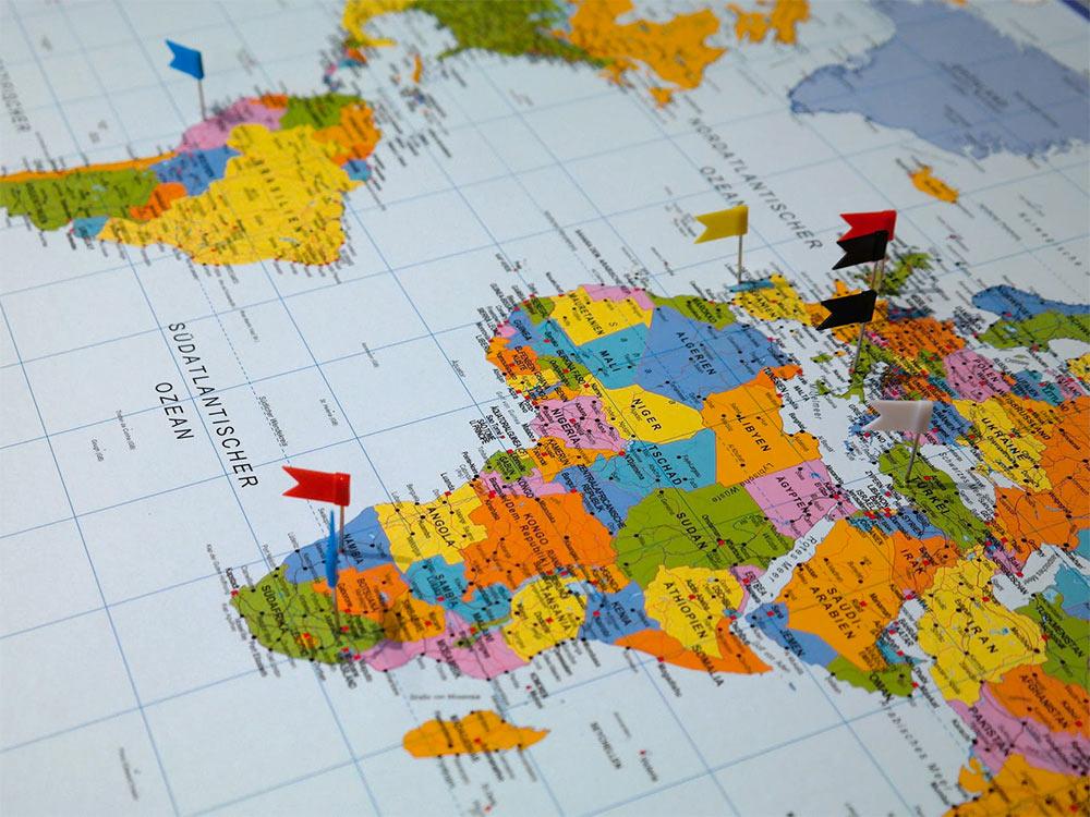 Aprenda 9 dicas práticas para se preparar para uma viagem internacional nesse post!