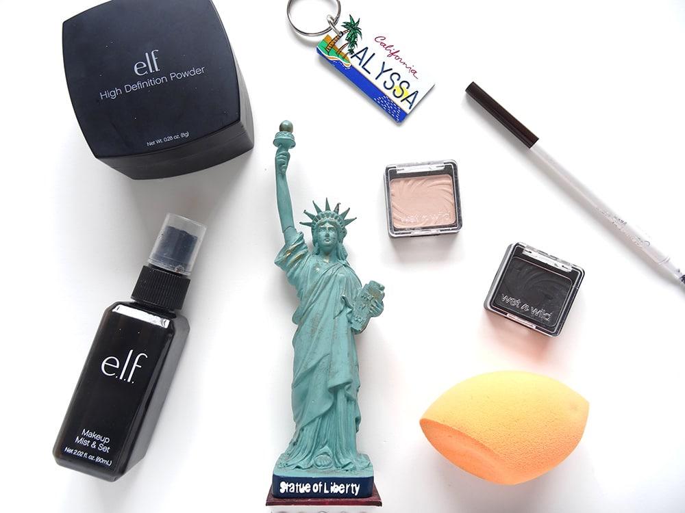 Melhores Dupes de Maquiagem para comprar nos Estados Unidos