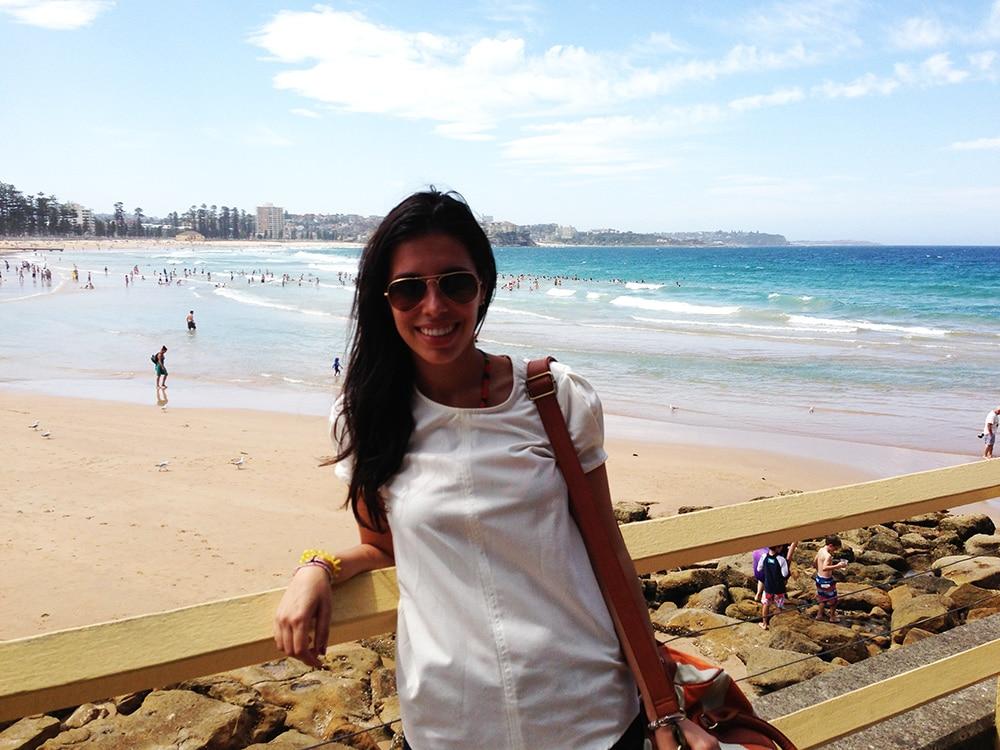 Um dos meus primeiros dias de intercâmbio na Austrália!