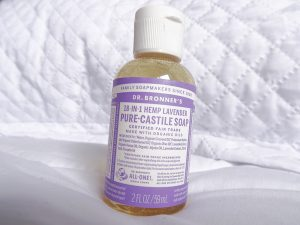 Para levar na mala: Resenha Dr. Bronner's Magic Soap