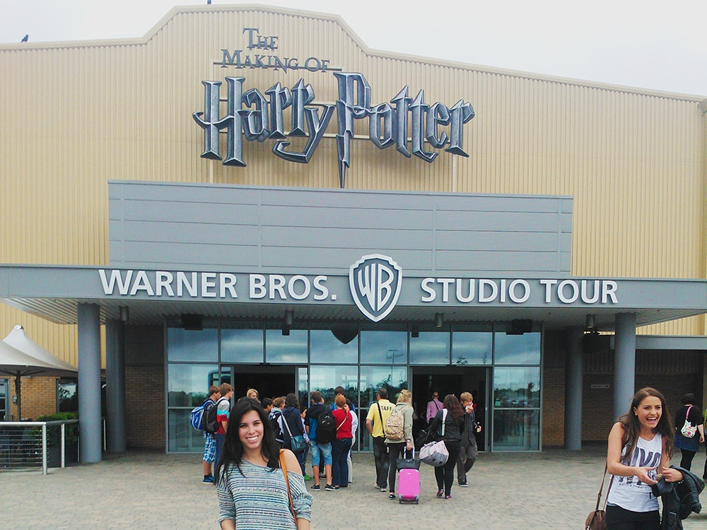 Visitando os Estúdios do Harry Potter em Londres na Warner Bros.