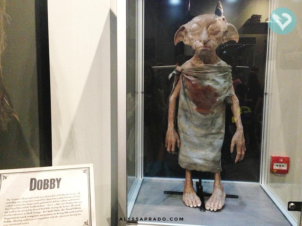 Quer libertar o Dobby com uma meia? Nos estúdios do Harry Potter em Londres, você pode fazer isso e se despedir do elfo doméstico mais querido de todos os tempos! Clique no link e descubra como!