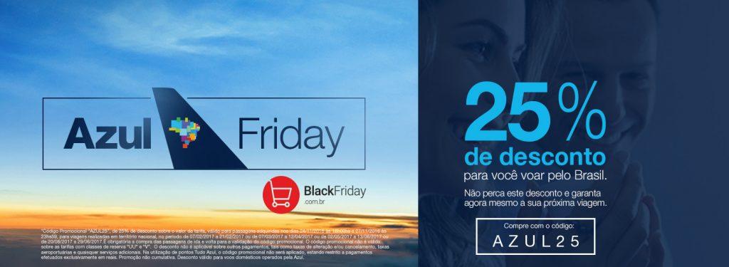 15+ Sites de Viagem para Aproveitar a Black Friday: AZUL