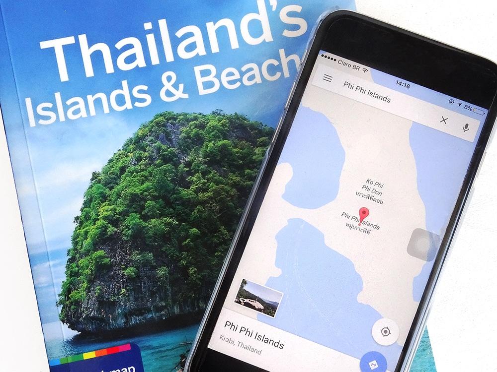 Clique no link e descubra como usar o app Google Maps em Viagens