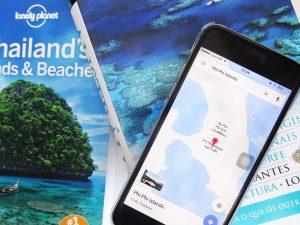 Usando o Google Maps em viagens para montar roteiros e não se perder