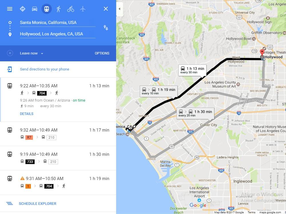 Sabia que o Google Maps pode te ajudar a entender o transporte público da cidade que você está visitando? Não? Então clique no link e descubra todos os segredos desse aplicativo!