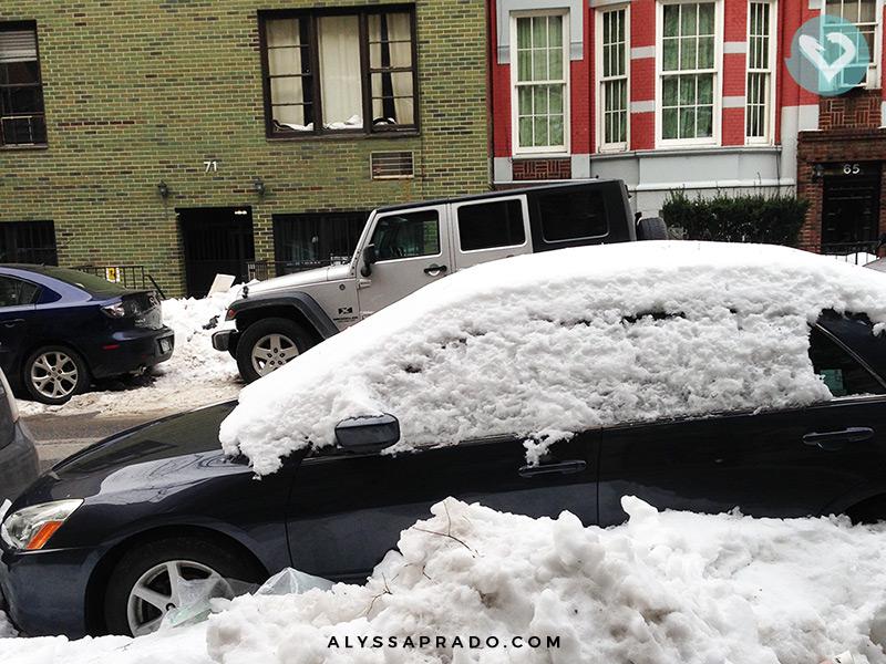 O que acontece com os carros em Nova York no inverno! Leia sobre a minha experiência e descubra se é uma boa época para visitar a cidade!