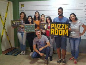 Puzzle Room Brasil – Experiência na sala CSI em São Paulo