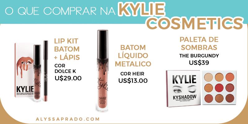 Quer lábios iguais aos da Kylie Jenner  Então você precisa conhecer a Kylie  Cosmetics, a7d4aa9171