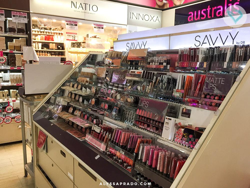Walgreens e CVS? Que nada, na Austrália a farmácia para comprar maquiagens se chama Priceline, e ela tem uma ótima seleção de marcas nacionais e importadas! Conheça outras 5 lojas para comprar produtos de beleza na Austrália nesse post!