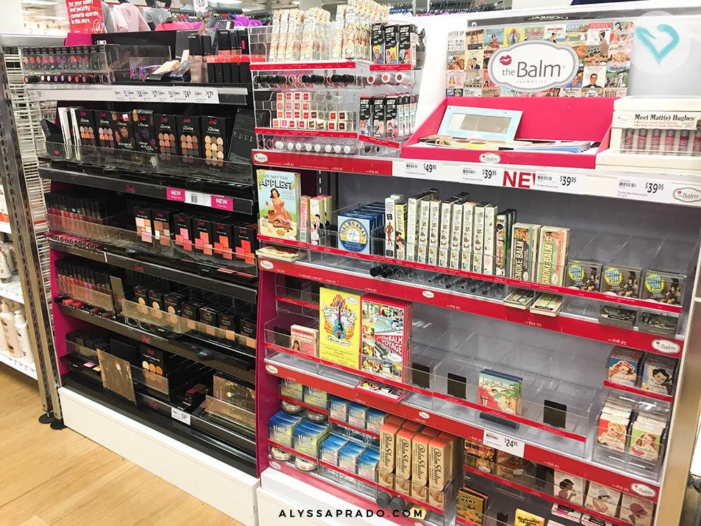 A Target também é uma ótima opção para comprar maquiagem na Austrália, barata e com ótima seleção de marcas! Conheça outras 5 lojas com produtos de beleza para todos os bolsos na Austrália nesse post.