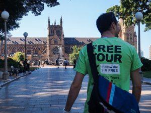 Walking Tour Grátis em Sydney – Conhecendo a cidade com guias locais!