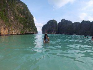 Visitando Maya Bay na Tailândia com o Sunrise Phi Phi Tour