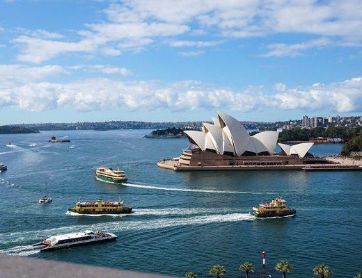Descubra o que fazer em Sydney nesse post! 15 sugestões de passeios grátis ou baratinhos para não estourar seu orçamento! Clique no link para ver mais.