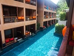 Avatar Railay, nosso hotel escolhido na Tailândia com piscina incrível! Descubra onde se hospedar na Tailândia nesse post!