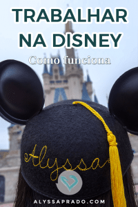 Descubra como trabalhar na Disney nesse post