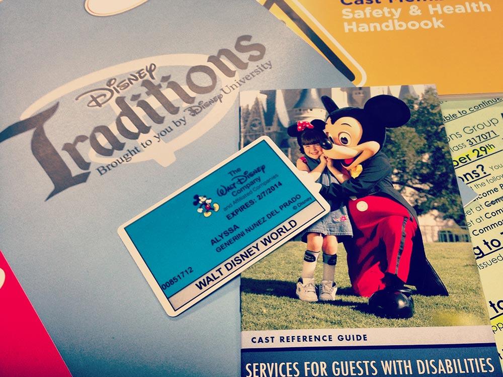 Descubra nesse post como é a experiência de fazer um intercâmbio para trabalhar na Disney!