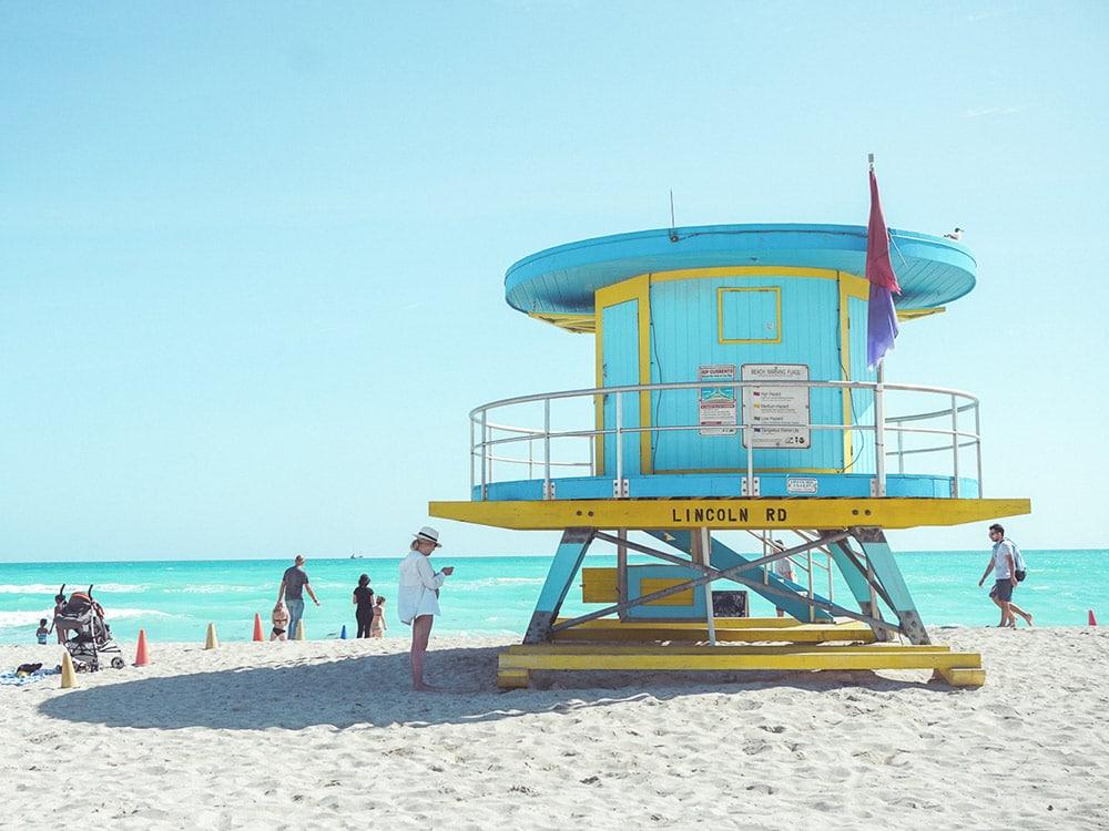 Aprenda a planejar uma viagem para Miami, nos Estados Unidos, com esse post! Dicas de hospedagem, transporte, passagens aéreas, documentação e mais!