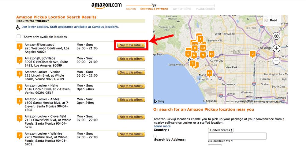 Aprenda como usar o Amazon Locker com esse tutorial passo a passo