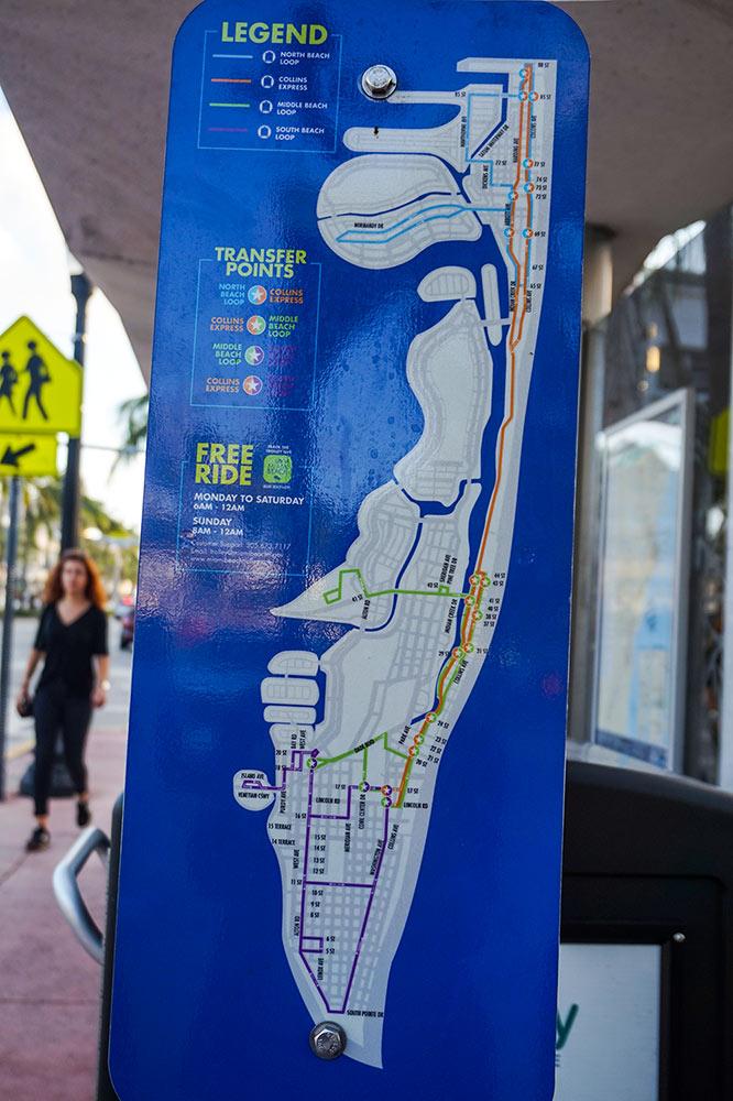 Descubra como usar o trolley grátis e aproveite Miami sem carro!