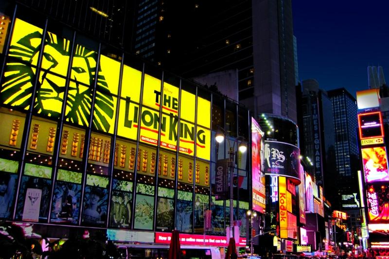 O Rei Leão é um dos melhores shows em cartaz na Broadway! Leia mais sobre o espetáculo nesse post!