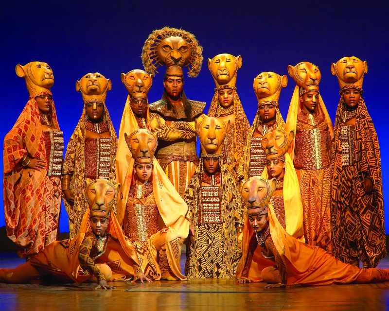 Descubra mais sobre o show O Rei Leão na Broadway, e planeje o seu roteiro por Nova York!